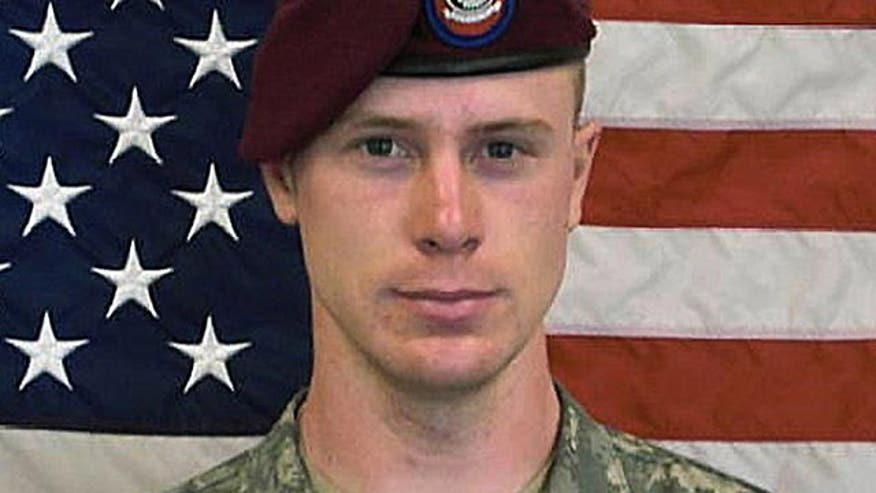 Did the Army Sergeant commit criminal acts before his alleged desertion?