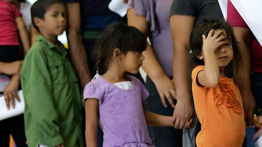 Nearly 16,000 children taken into custody by U.S. authorities
