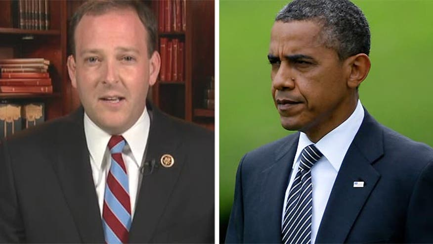 Lawmaker says Obama's 'getting played'