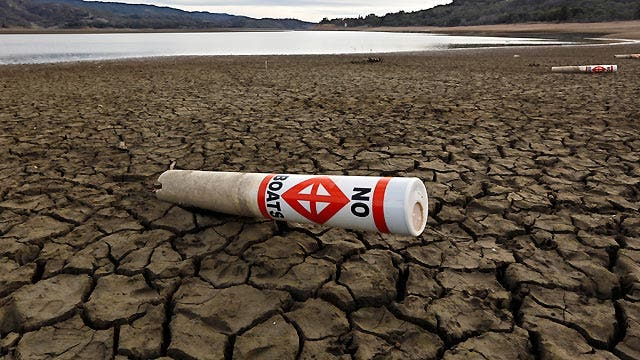 Obama's EPA making California drought crisis worse?