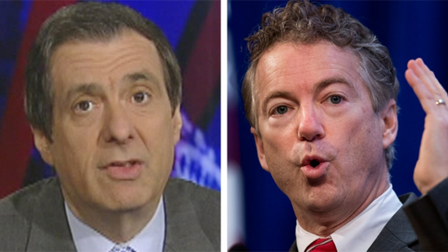 'Media Buzz' host reacts to exchange between Rand Paul and TODAY's Savannah Guthrie