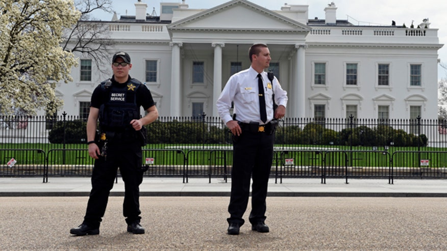 Secret service out of control?