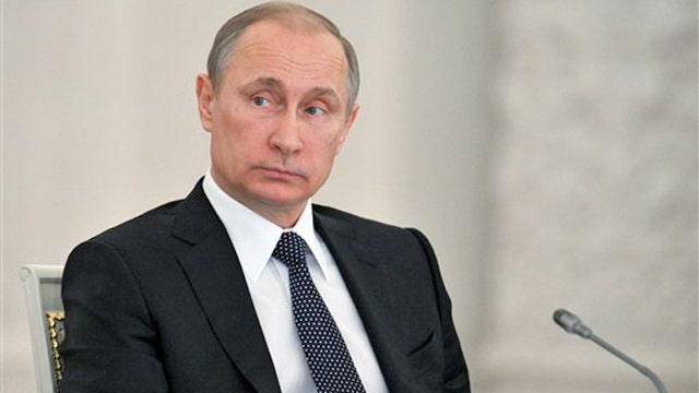 Can anything stop Vladimir Putin's ambition?
