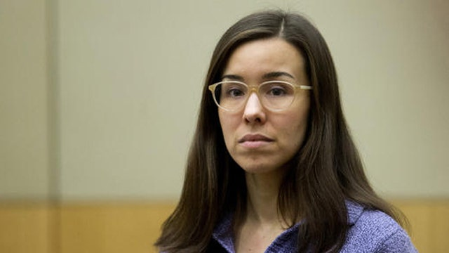 Jodi Arias sentenced to life without possibility of parole