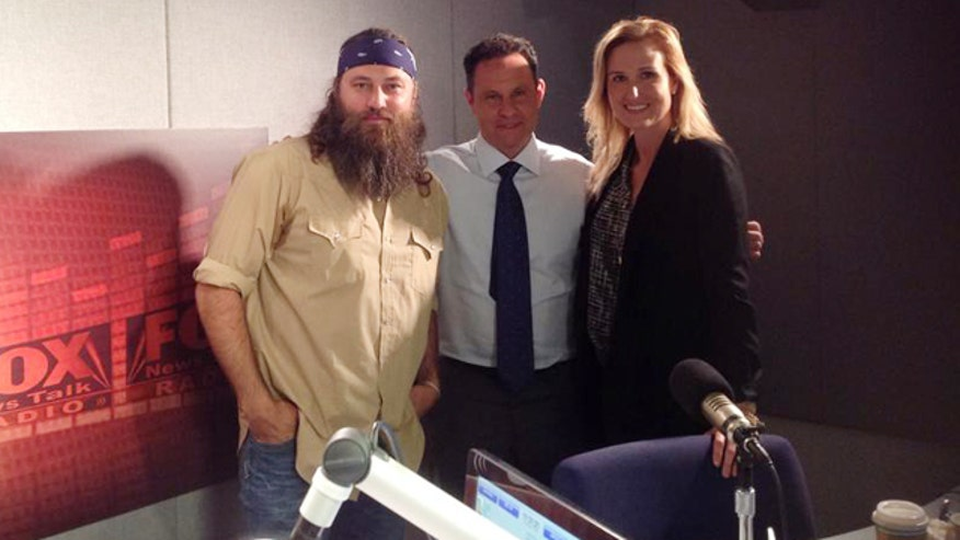 Korie & Willie Robertson dropped by the studio to discuss their upcoming Duck COmmander Musical opening in Vegas as well as why they feel Bobby Jindal would be their choice for president in 2016.