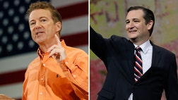 The battle for the  Republican nomination is on in New Hampshire, wherepresidential contendersTed Cruz and Rand Paul have targeted the libertarian vote in hopes of winning the country's first primary.