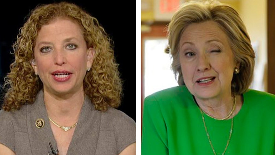 DNC chair discusses the road to the White House on 'The Kelly File'