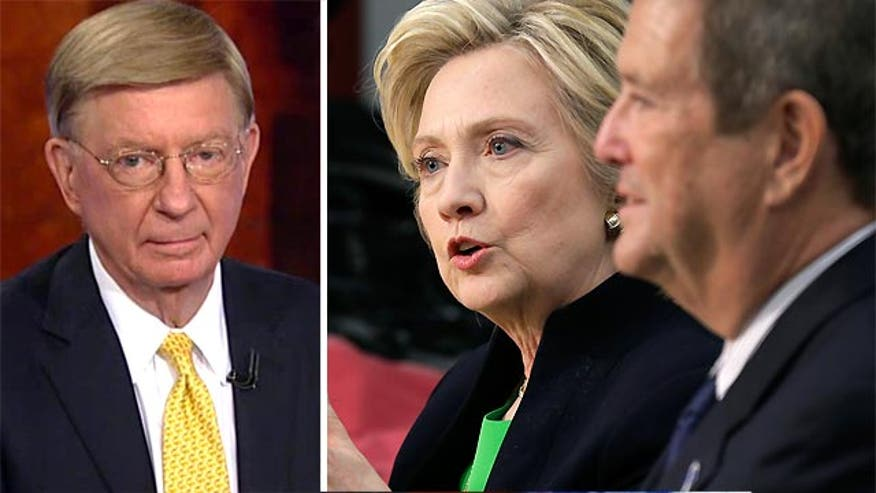 "George Will: Clinton ideas ""unbelievably past their sell by date"""