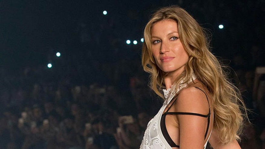 Gisele Bundchen walked the runway for the last time