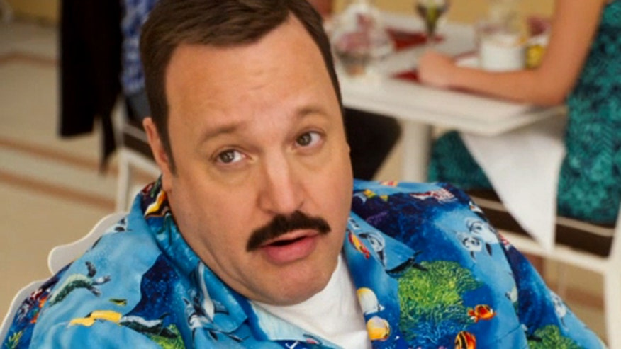 Rotten Tomatoes' Matt Atchity with the box office preview of 'Paul Blart: Mall Cop 2', 'True Story' and 'Monkey Kingdom'