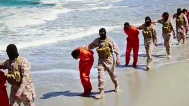 ISIS releases video purportedly showing killing of Ethiopian Christians in Libya