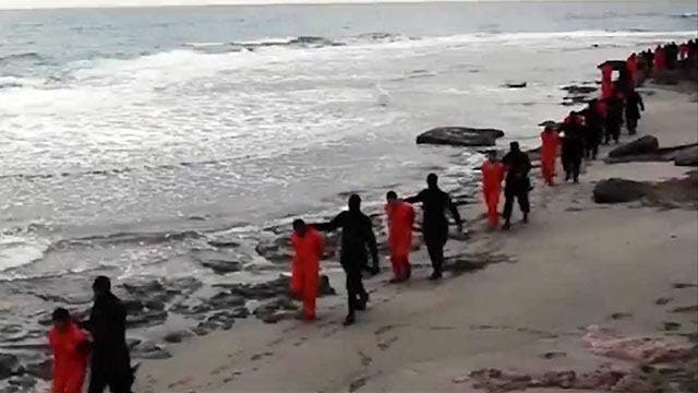 Christians slaughtered by ISIS: Is this genocide?