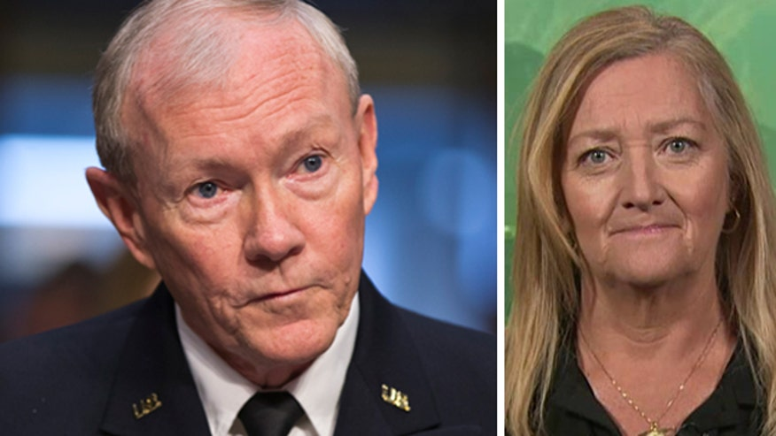 Debbie Lee reacts to controversy surrounding Joint Chief chair's words on Ramadi