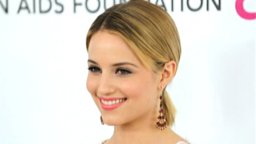 Agron claims 'Glee' producers wanted her to be more sexy