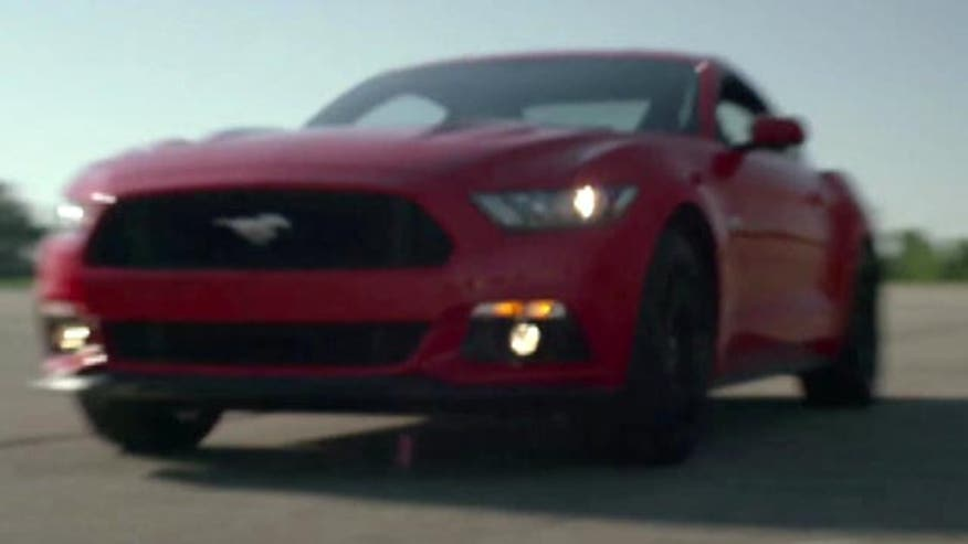 """Jiro Dreams of Sushi"" director David Gelb talks to Fox Car Report about his new film, the behind the scenes look at the Ford Mustang, ""A Faster Horse."""