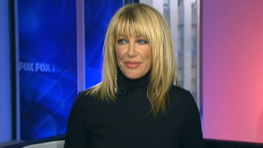 Actress Suzanne Somers talks about how she detoxed her entire life after black mold put her family's health in danger