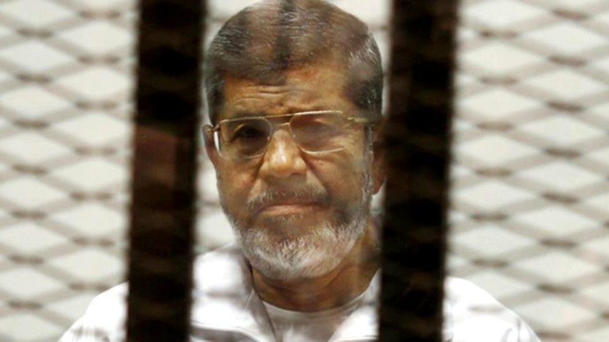 Court in Cairo sentences Mohammed Morsi