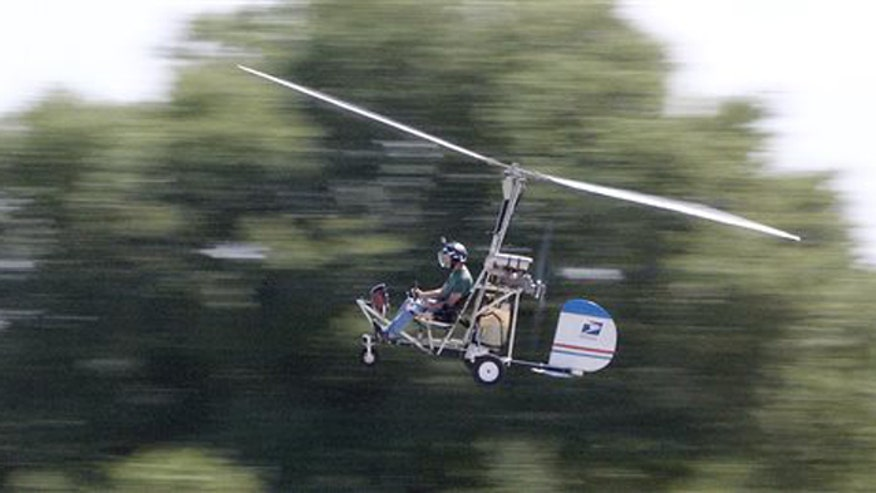 Did media embrace pilot's message?