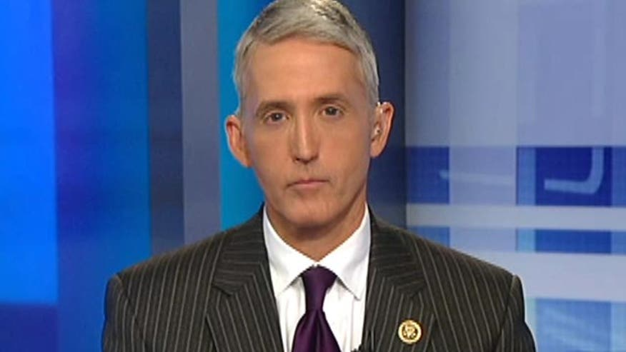 Benghazi Select Committee Chair Trey Gowdy says factors 'we don't control' could delay the report, including a lack of responsiveness by Obama administration and Hillary Clinton. Greta disagrees. #Benghazi