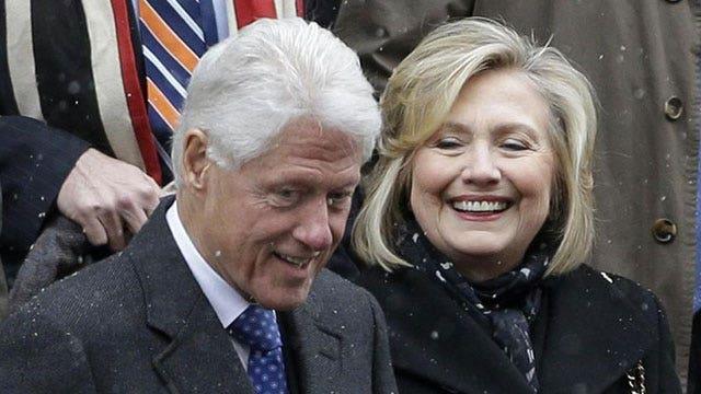 Fox News Reporting: The Tangled Clinton Web