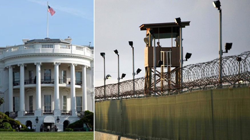 White House trying to release Gitmo prisoners before Congress can block move
