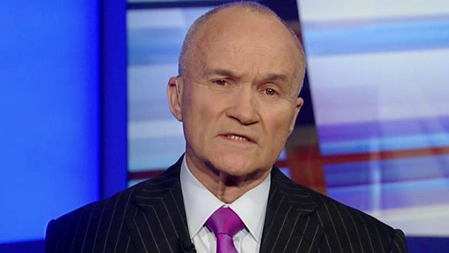 Ray Kelly's take: Baltimore riots