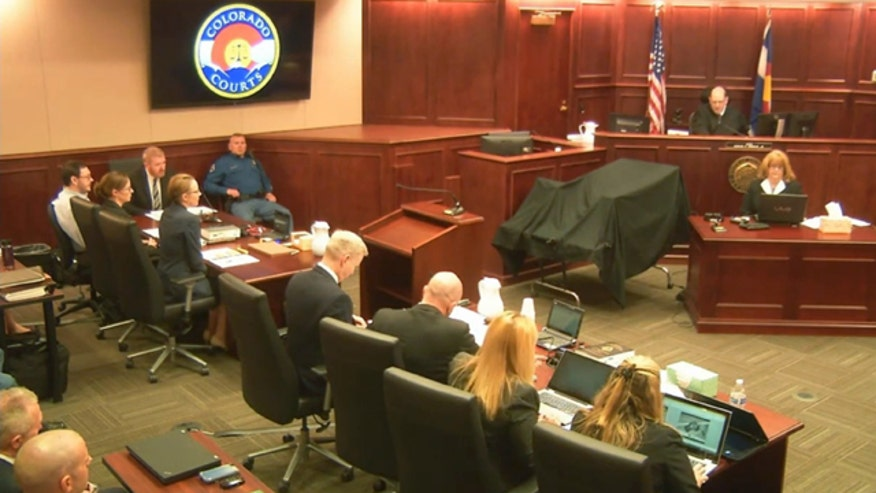 James Holmes pleaded not guilty by reason of insanity to all 166 counts