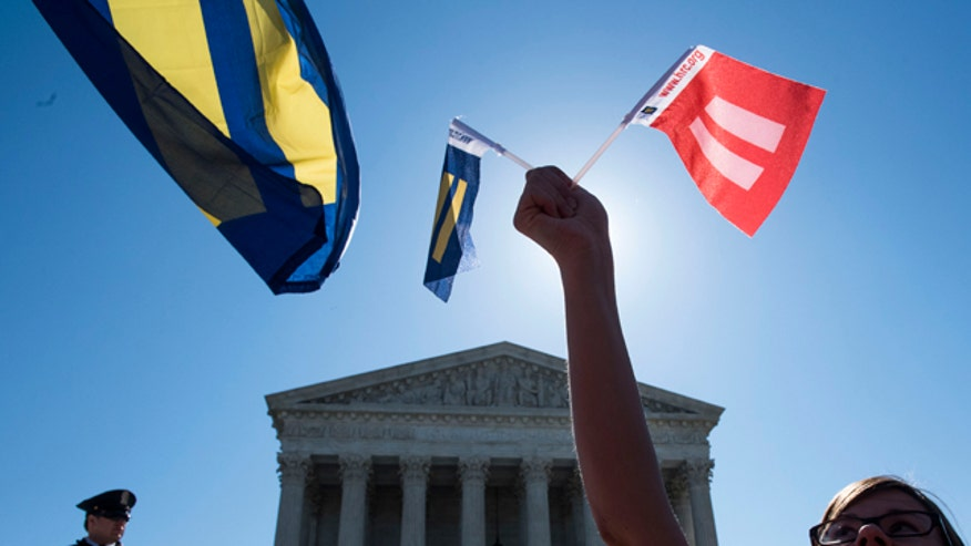Historic case could make same-sex marriage the law of the land