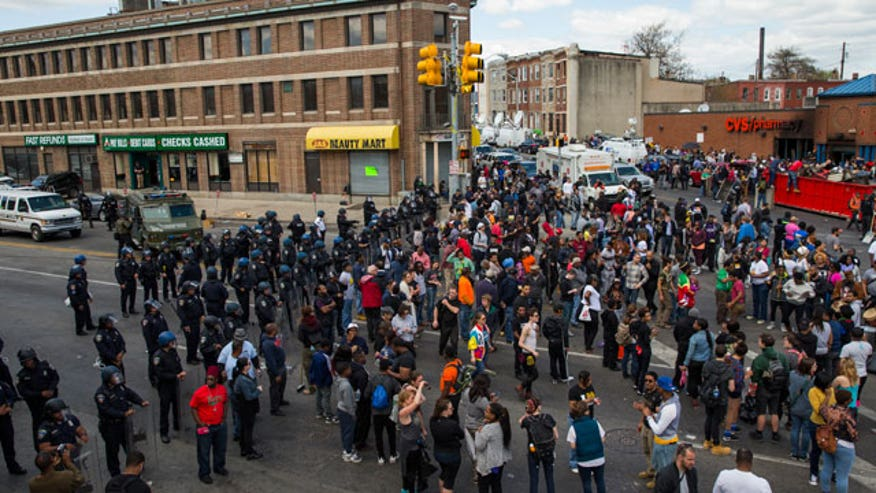 The latest on the fallout from the death of 25-year-old Freddie Gray