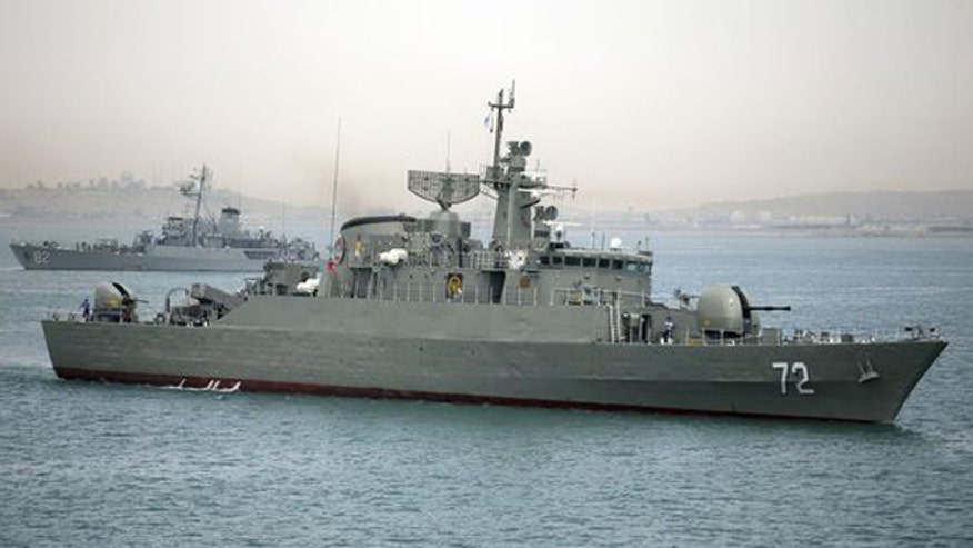Retired Army Brigadier General Ernest Audino and Ambassador Eric Edelman react to Tehran's recent actions