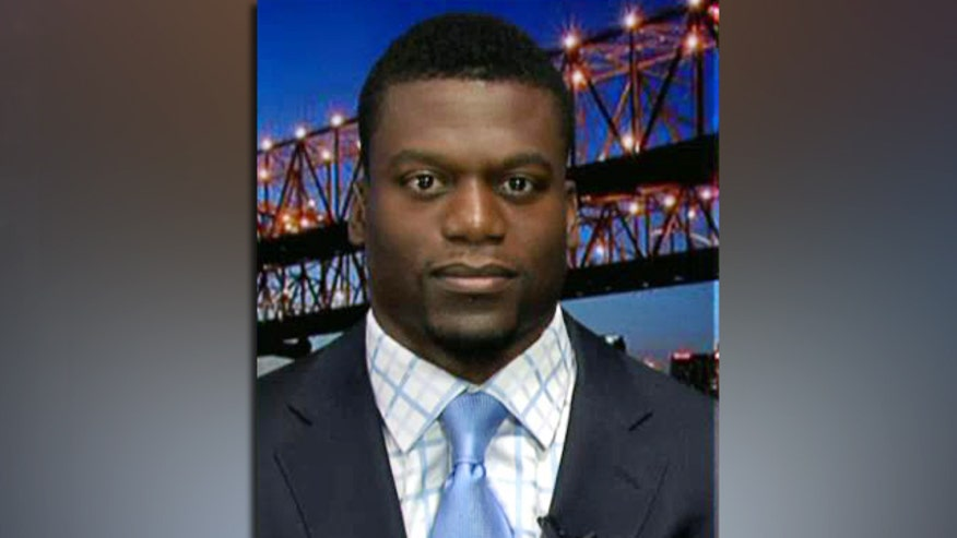 New Orleans Saints tight end Benjamin Watson, who turned heads with his thoughts on Ferguson, believe there will be another Baltimore-style riot in more cities to come if we don't address the problems facing the nation. #BaltimoreRiots