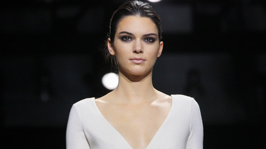 Kendall Jenner reflects on her early modeling days