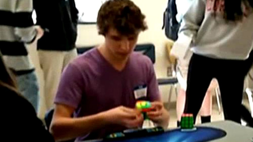 Pennsylvania teen solves puzzle in 5.25 seconds