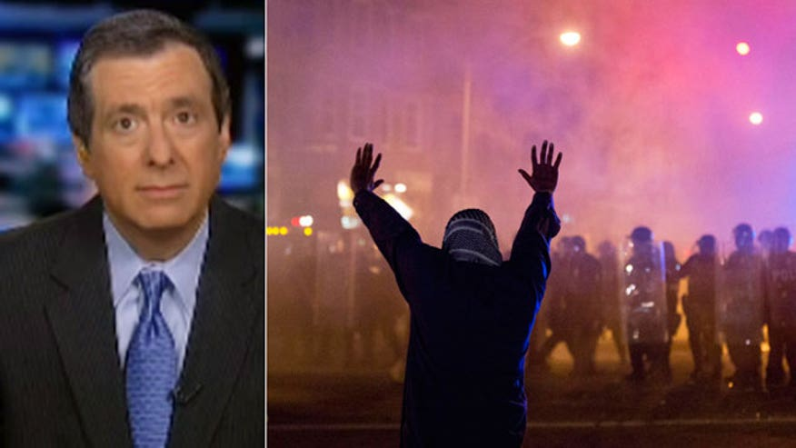 'Media Buzz' host on coverage of protests after death of Freddie Gray
