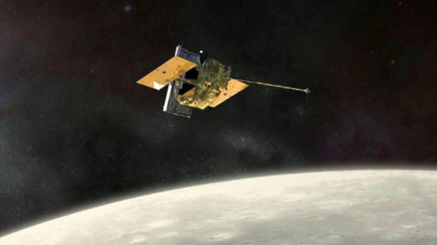 Messenger spacecraft scheduled to crash into planet