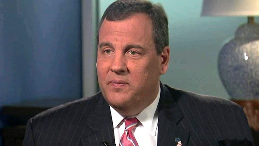 Will New Jersey governor make a 2016 run?