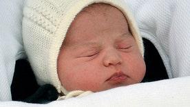 Duke and Duchess of Cambridge name new baby girl Charlotte Elizabeth Diana