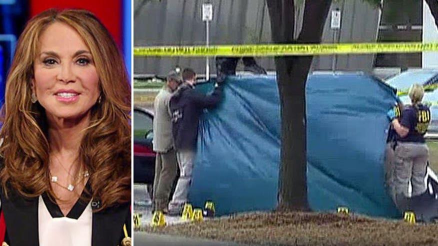 Pamela Geller describes the shooting on 'Hannity'
