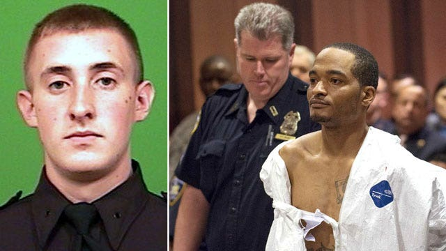 Where is the outrage for slain NYPD cop Brian Moore?