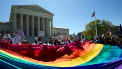 Religious freedom advocates are flagging a mostly-missed moment from last week's Supreme Court arguments over the constitutionality of same-sex marriage, calling it a warning sign.