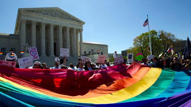 Same sex marriage case raising religious liberty concerns