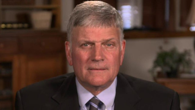 Rev. Franklin Graham on why our free speech is so important