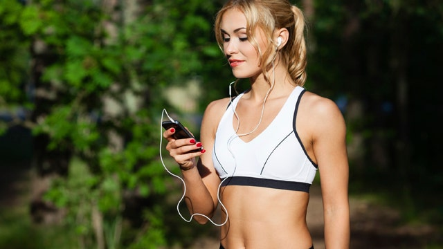 Personal trainer in your pocket