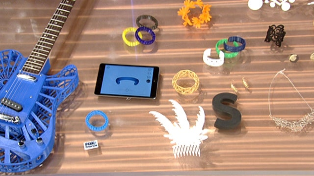 Is 3D printing the future of fashion?