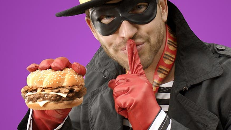 Fast food villain gets dramatic makeover