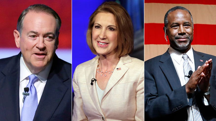 'Media Buzz' host on GOP candidates gaining name recognition