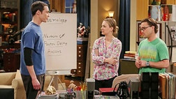 "It's been a season full of change for ""The Big Bang Theory"" though despite a wedding in the season premiere, Penny and Leonard's living situation had somehow managed to remain the same."