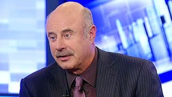 Dr. Phil McGraw and his wife Robin are suing The National Enquirer and parent company American Media, Inc. (AMI) for $ million in a defamation lawsuit.