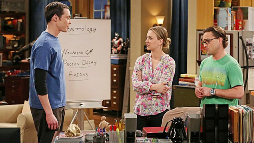 'Big Bang Theory' ends with cliffhanger