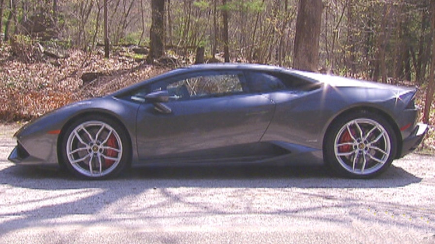 Ride Along With Gary Gastelu In The Heart Stopping 2015 Lamborghini Huracan.